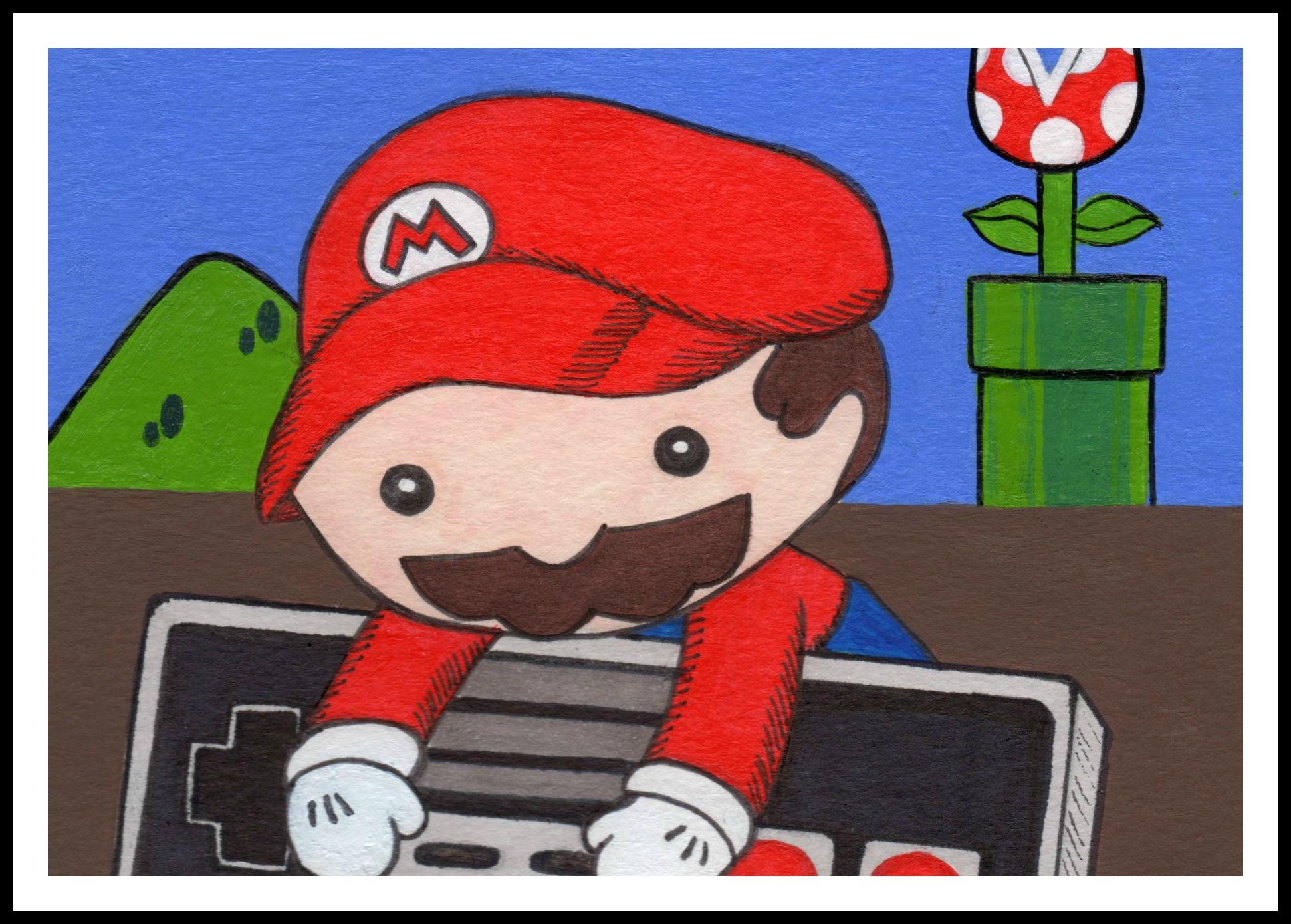 Mario crop
