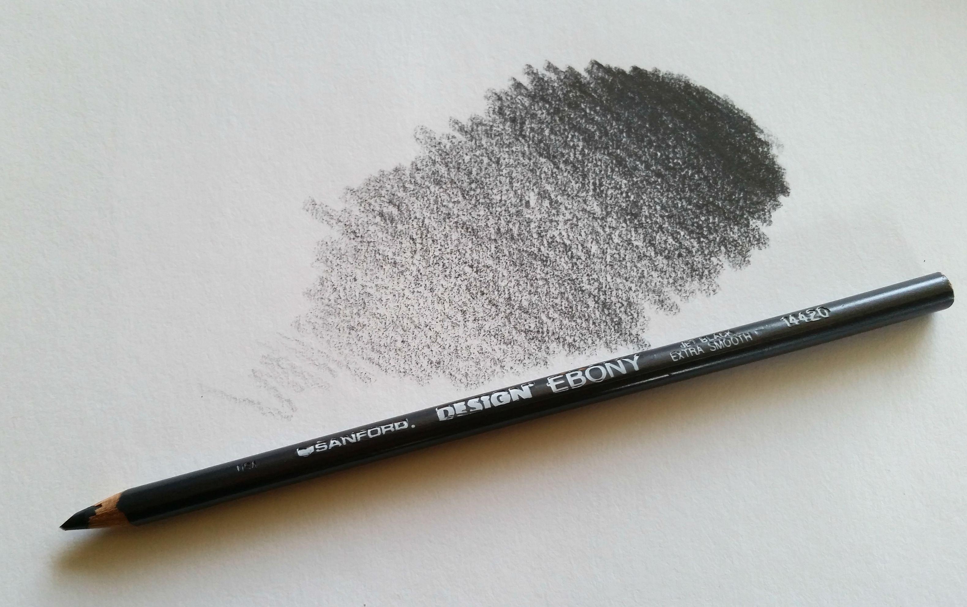 Ebony pencil