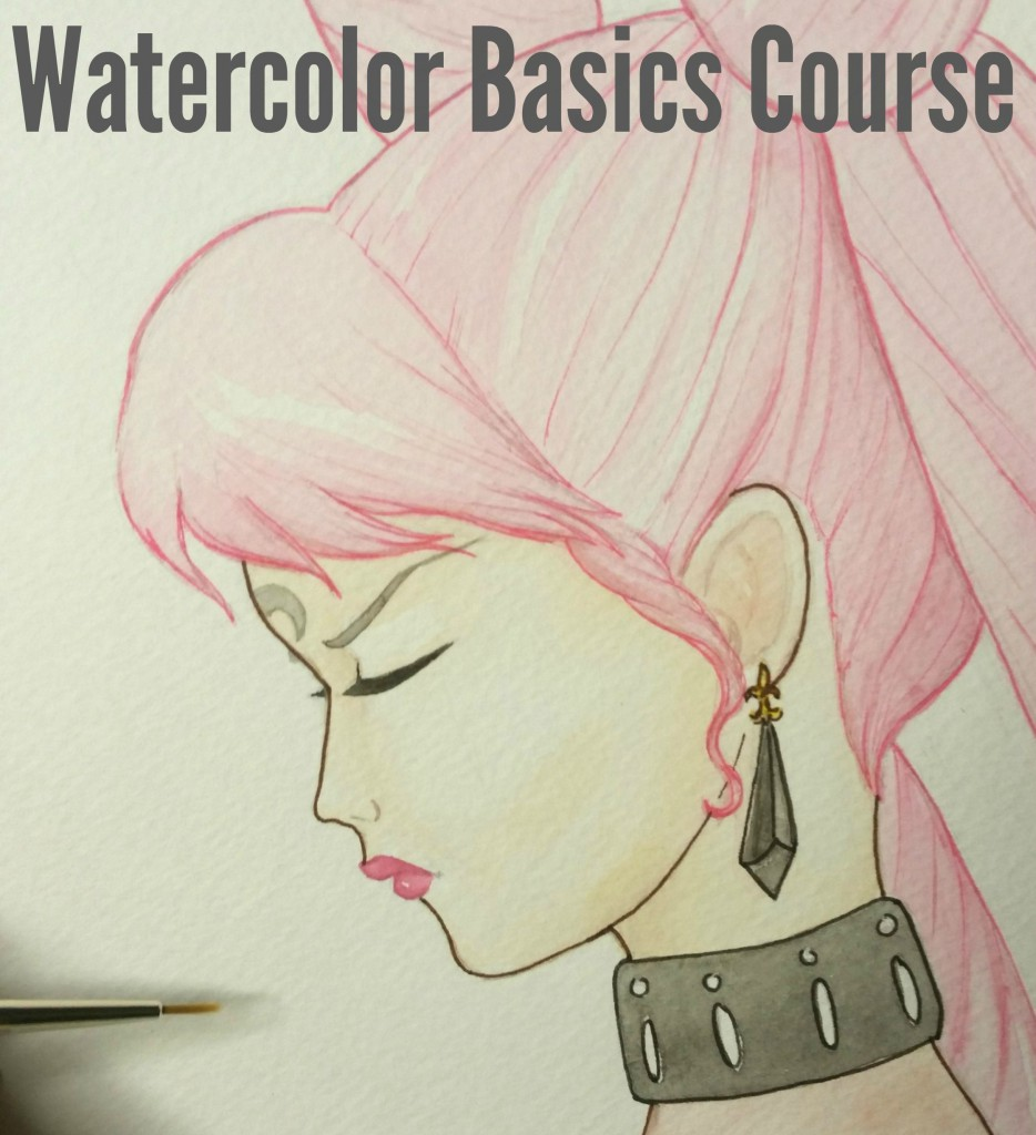 Watercolor Basics Course
