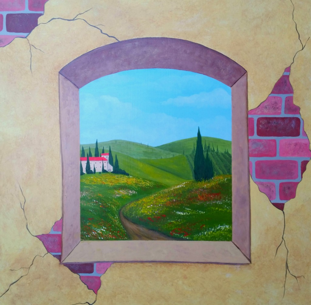 tuscan painting