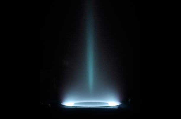 Xenon Plasma Accelerator