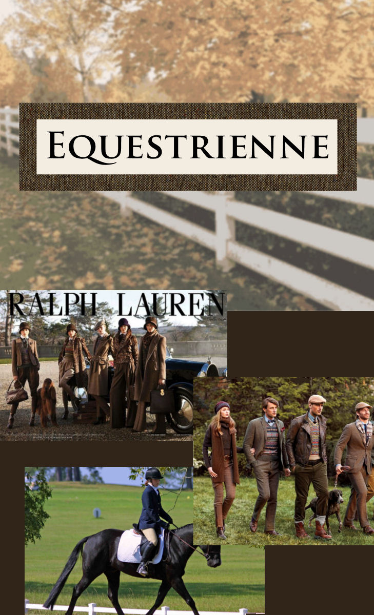 equestrienne inspiration