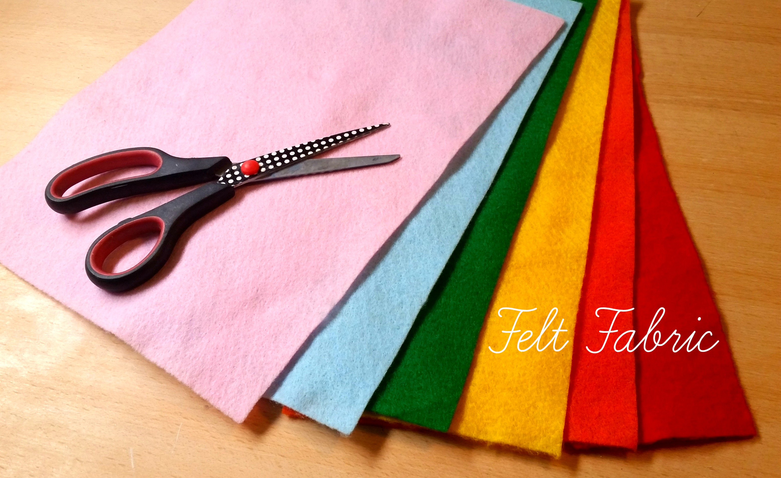 felt fabric feature