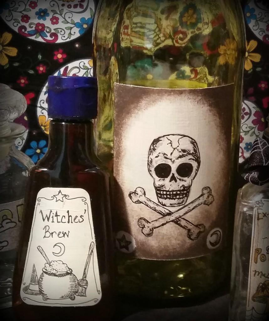 bottle label2